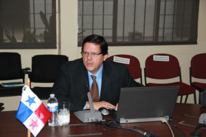 Dr. Néstor Sosa, Director General del ICGES.