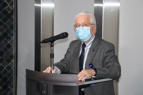 El Director General del Instituto Conmemorativo Gorgas de Estudios de la Salud, responde cuestionario sobre Covid-19, ante la Comisión de Trabajo, Salud y Desarrollo Social de la  Asamblea Nacional (AN).