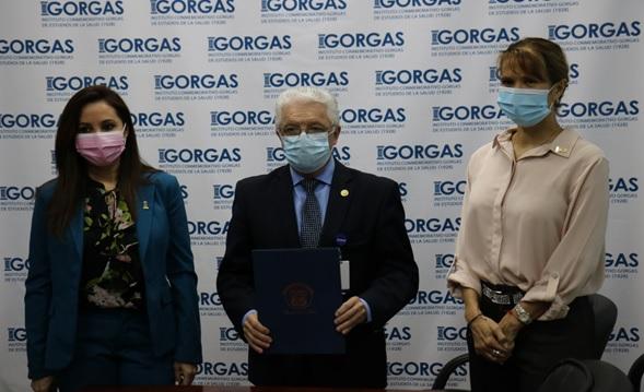 ORGANISMO INTERNACIONAL DE ENERGÍA ATÓMICA (OIEA), DONA EQUIPOS AL INSTITUTO CONMEMORATIVO GORGAS DE ESTUDIOS DE LA SALUD (ICGES)